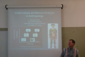 An Introduction to Stable Isotope and Mercury Analyses in Anthropology
