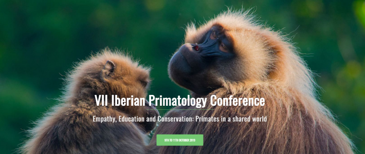 VII Iberian Primatology Conference