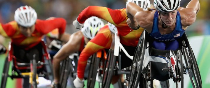 Paralympic sport and education